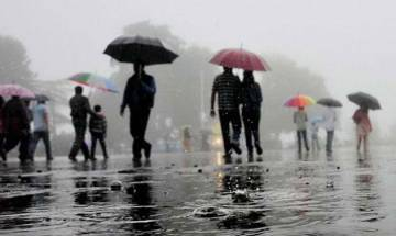 Rainfall in many parts of country as SW monsoon hits Kerala