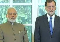 Modi's four-nation tour: India, Spain sign 7 agreements during PM's visit