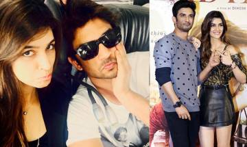 Kriti Sanon on Sushant Singh Rajput's media controversy: 'He is not short-tempered'
