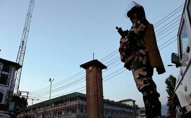 BSF jawan beaten by neighbours after he asks them not to cut tree
