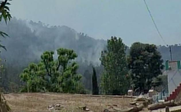 J&K: Pakistan Army violates ceasefire in Rajouri, Poonch (ANI Photo)