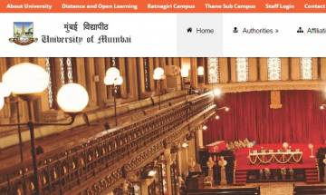 Mumbai University admission 2017: Online registration begins today; click here to know more about UG Courses