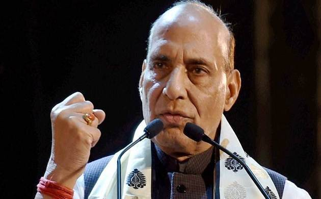 Rajnath says drop witnessed in infiltration by militants from Pak post surgical strikes