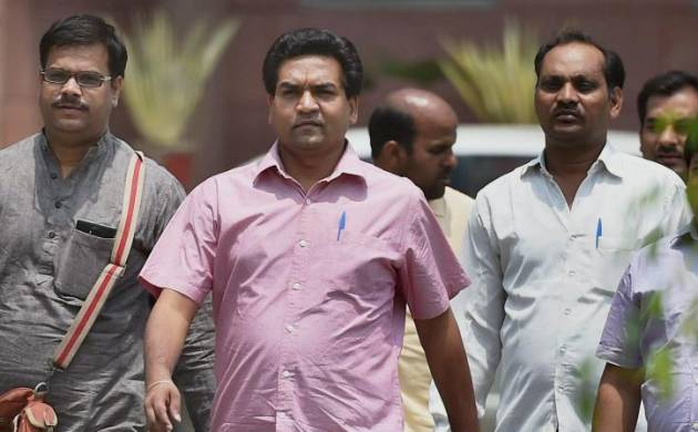 Kapil Mishra to visit Rajghat to pray for strength in fight against AAP chief Arvind Kejriwal (File Photo: PTI)