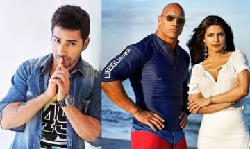 Varun Dhawan lauds 'Baywatch' but not because of Priyanka Chopra