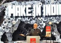 Roaring 'Make in India' lion is now snoozing, BJP country's biggest non-performing asset, says Congress