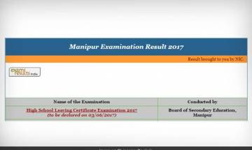 Manipur Board BSEM Class 10th results 2017 at bsem.nic.in; check score card here