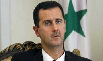 Syrian President Assad seeks India's help in reconstruction of war torn country