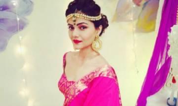 'Shakti' actress Rubina Dilaik poses amid natural beauty of Bali, sets temperature soaring by her smoking hot avatar (see pic)