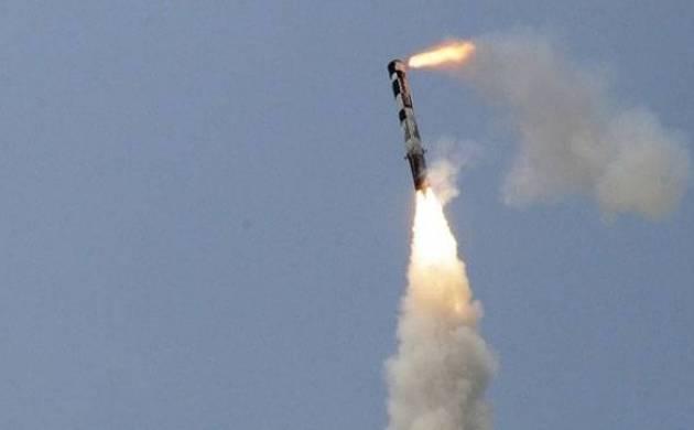 Missile - File Photo