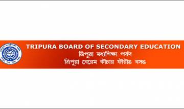 Tripura TBSE Madhyamik Class 10th results announced; check your score card here