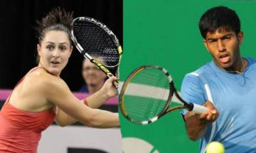 French Open 2017: Rohan Bopanna-Gabriela Dabrowski defeat Sania Mirza-Ivan Dodig in straight sets, reach Mixed Doubles semifinals