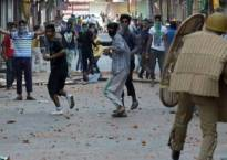 Clashes in parts of Kashmir during separatist-sponsored strike