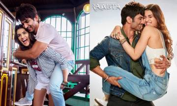 'Raabta': Sushant-Kriti's reincarnation drama hits theatres | audience review
