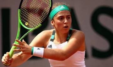 French Open 2017: Unseeded Jelena Ostapenko stuns third seed Simona Halep to clinch women's singles title, becomes first Latvian to win Grand Slam