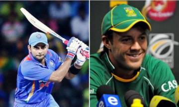 Champions Trophy: India vs South Africa; Kohli-ABD face-off in crucial qualifier