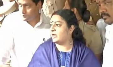 Chennai: High voltage drama after Deepa Jaikumar denied entry into Jayalalithaa's residence