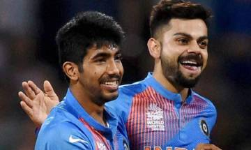 ICC Champions Trophy 2017: Virat Kohli gives me freedom to express myself, says Jasprit Burmrah