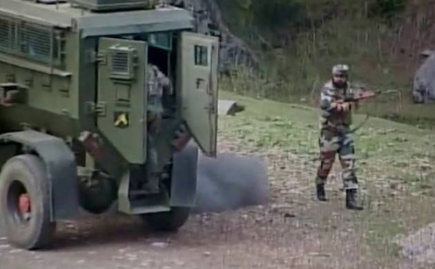 Jammu and Kashmir: Army foils infiltration bid along LoC in Poonch (Representational Image)