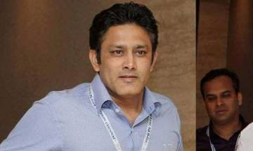 Anil Kumble to continue as coach of Indian cricket team till West Indies series, says COA Vinod Rai