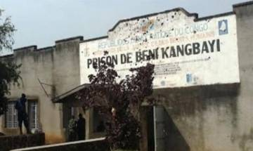 Unidentified assailants attack DR Congo jail, more than 900 prisoners escape