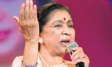 Legendary singer Asha Bhosle's wax statue to be featured at Madame Tussauds museum in Delhi