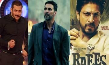 Shah Rukh Khan, Salman Khan and Akshay Kumar enter Forbes' annual list of highest earning celebs