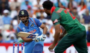 ICC Champions Trophy semifinal | India vs B'desh:  India script 9 wicket victory over Bangladesh, set up final clash with arch-rivals Pakistan