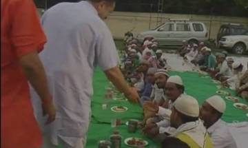 UP: RSS's Muslim wing organises Iftar in Ayodhya