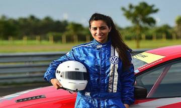 Mira Erda to become first female driver to compete in National Racing Championship