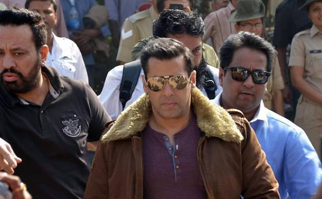 Black buck poaching case against Salman Khan to have final hearing from July 6 (file photo)