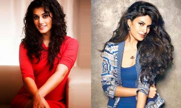 'Judwaa 2': Taapsee Pannu opens up on her 'cat-fight' with Jacqueline Fernandez