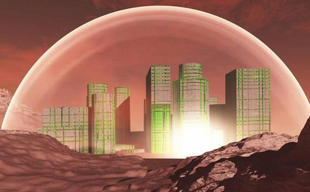 City on Mars possible within our lifetime: Elon Musk (Representational picture)