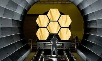 NASA's hunt for aliens: James Webb Space Telescope to search for signs of extraterrestrial life on Earth-sized planets
