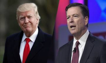 New York Times sues FBI seeking court's help to get documents of James Comey and Donald Trump talks