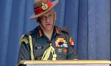 Army chief praises security forces for doing a great job in Kashmir