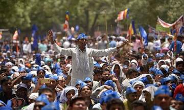 Bhim Army supporters hit Delhi streets, demand Chandrashekhar Azad's release