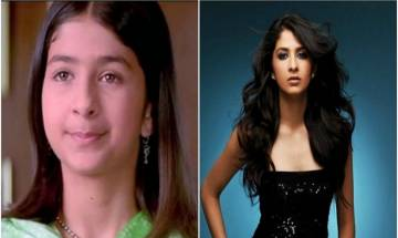 Remember child actress Pooja from 'Kabhi Khushi Kabhie Gham'? Her latest avatar will leave you stunned!