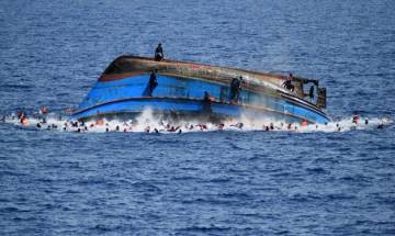 More than 125 migrants feared dead after boat sinks in Mediterranean sea