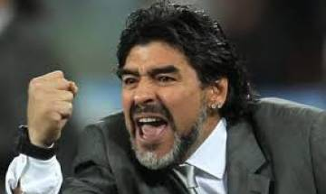 Maradona believes Messi better than Ronaldo, dubs Portuguese captain 'incredible player'