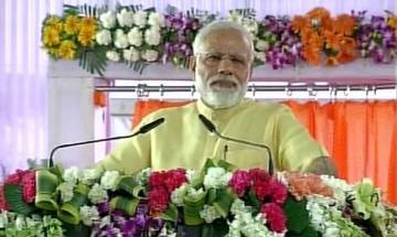 PM Modi: Grateful to everyone for consensus on GST, India will set example for world after successful implementation of GST