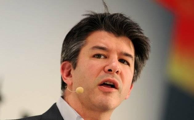 Uber founder Travis Kalanick - File photo