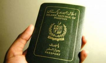 Pakistan interior ministry reviews visa policy for Chinese nationals