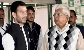 Lalu Yadav's son Tej Pratap Yadav accused of beating RJD leader during 'Iftar' party