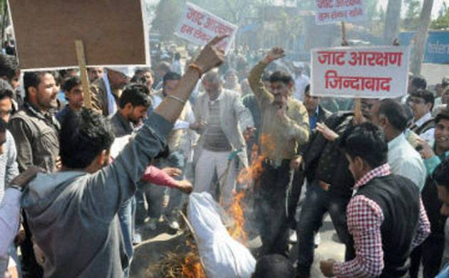 Jat quota stir: Protests called off after Rajasthan govt's assurance (Source: PTI)