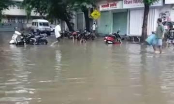 Mumbai: Heavy rains stall city, several areas waterlogged