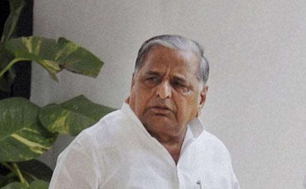 A file photo of Mulayam Singh Yadav.