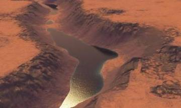 NASA's Opportunity Mars rover discovers evidence of ancient lake of liquid water on red planet