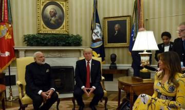PM Modi, President Trump skip discussion on contentious H-1B visa issue