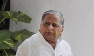 BJP slams Mulayam Singh Yadav for defending Gayatri Prajapati